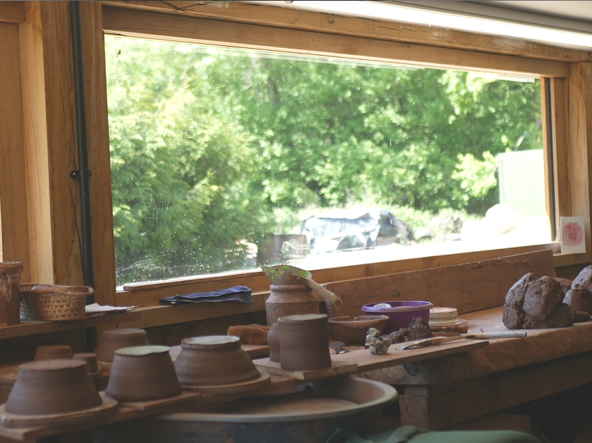 pottery workshops Hampshire